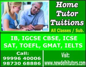 Panchsheel Park home tutors new delhi