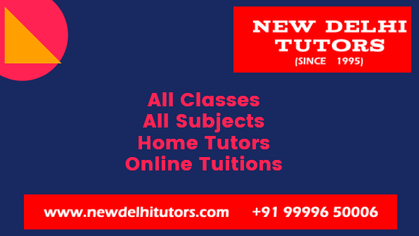 Find the Best Home Tutor Online Tuition Math Coaching in Delhi and New Delhi